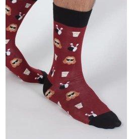 Socks (Mens) - The Dude Abides