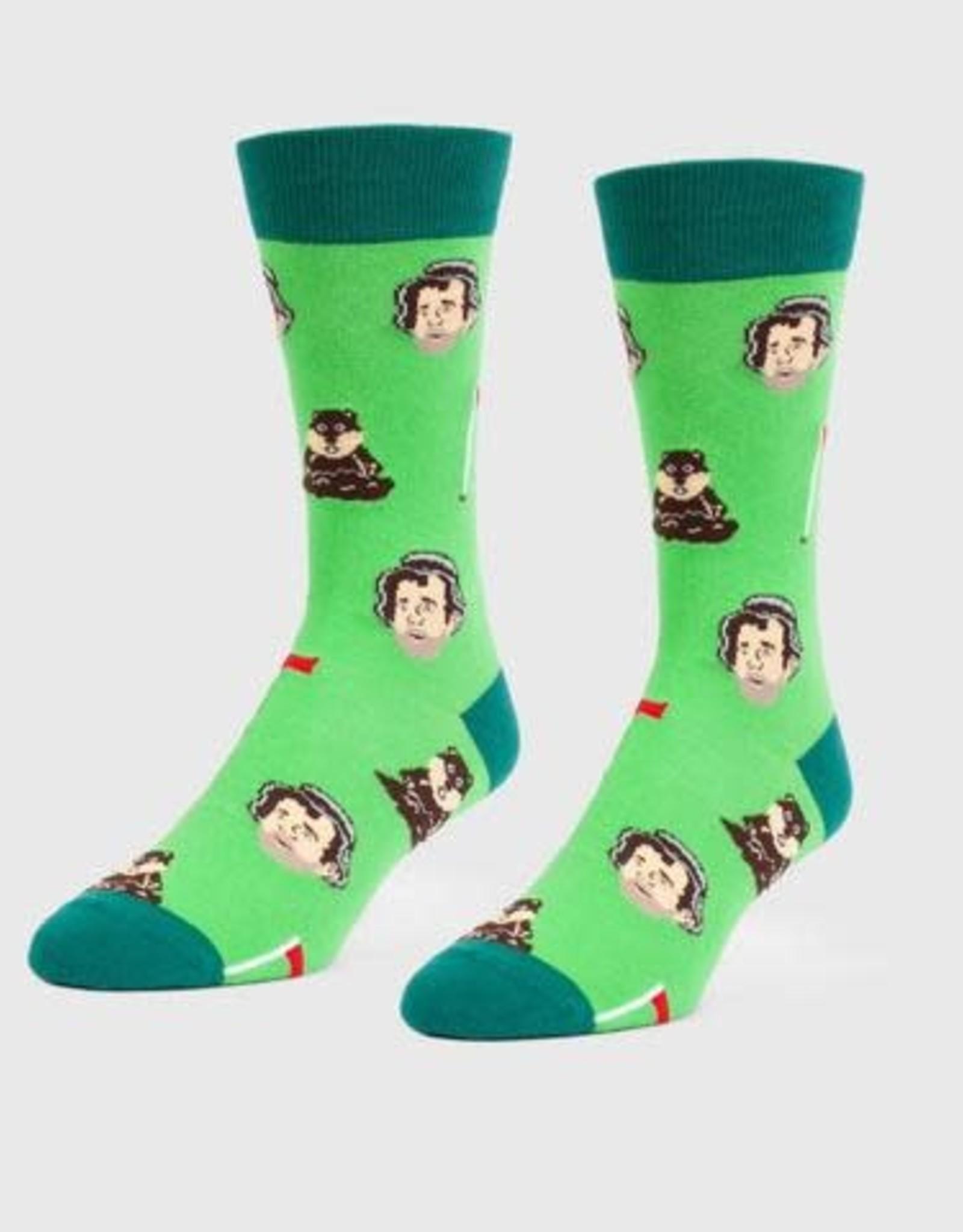 Socks (Unisex) L/XL - Freeze Gopher Caddyshack