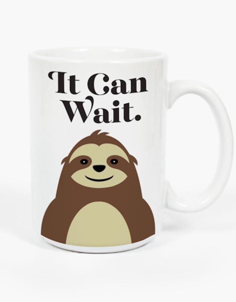 Headline Mug - It Can Wait