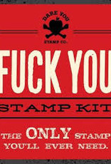 Simon & Schuster Stamp - Fuck - You - Me - Off