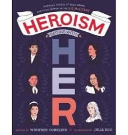 Book - Heroism Begins With Her
