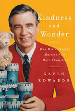 Harper Collins Book - Kindness and Wonder - Mister Rogers