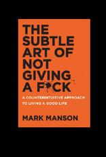 Book - Subtle Art Of Not Giving A Fuck