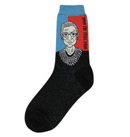 Socks (Womens) - Ruth Bader Ginsburg