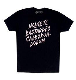 T-Shirt - Nolite Te Bastardes Carborondurum (XL)