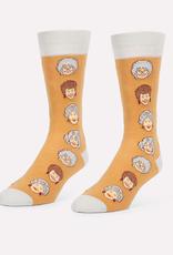 Headline Socks (Mens) - Golden Girls