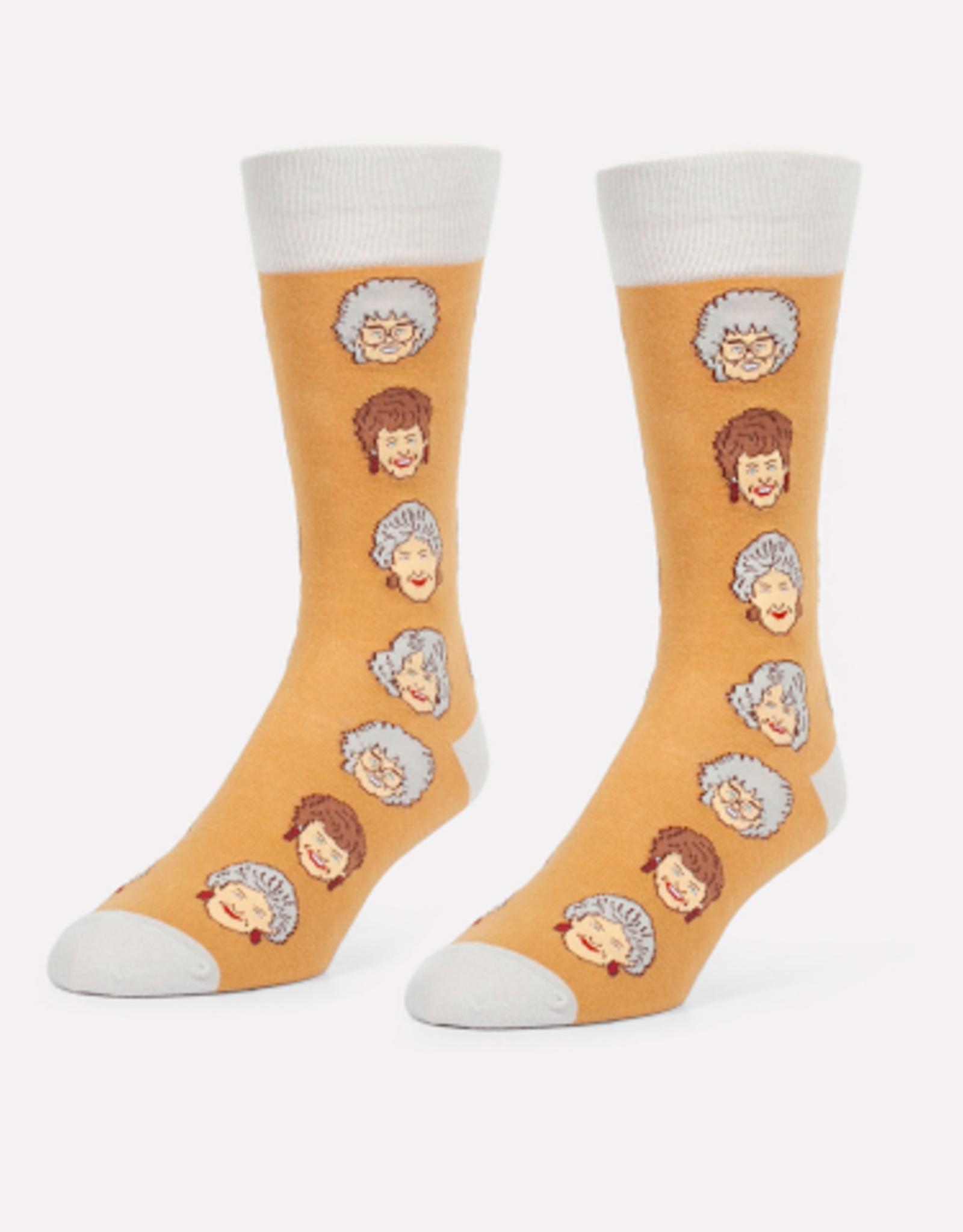Socks (Mens) - Golden Girls