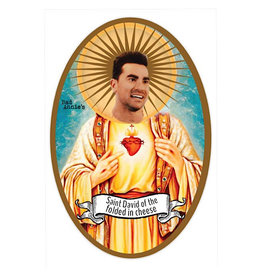 Sticker - Saint David (Schitt's Creek)