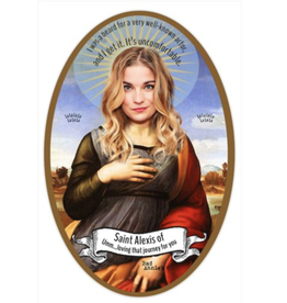 Sticker - Saint Alexis (Schitt's Creek)