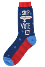 Socks (Womens) - Stop Complaining Vote
