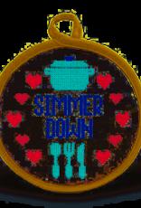 Pot Holder - Simmer Down