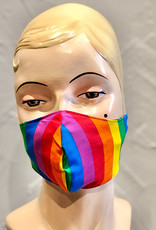 Mask - Rainbow Stripes