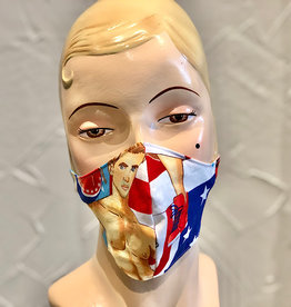Mask - Sexy Cowboys
