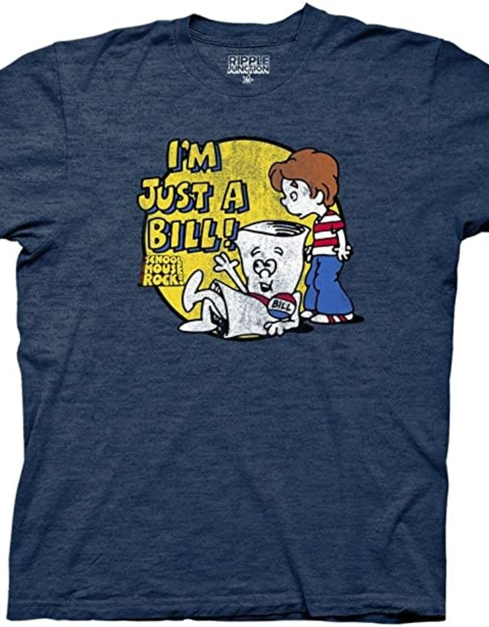 T-Shirt - I'm Just a Bill (School House Rock)