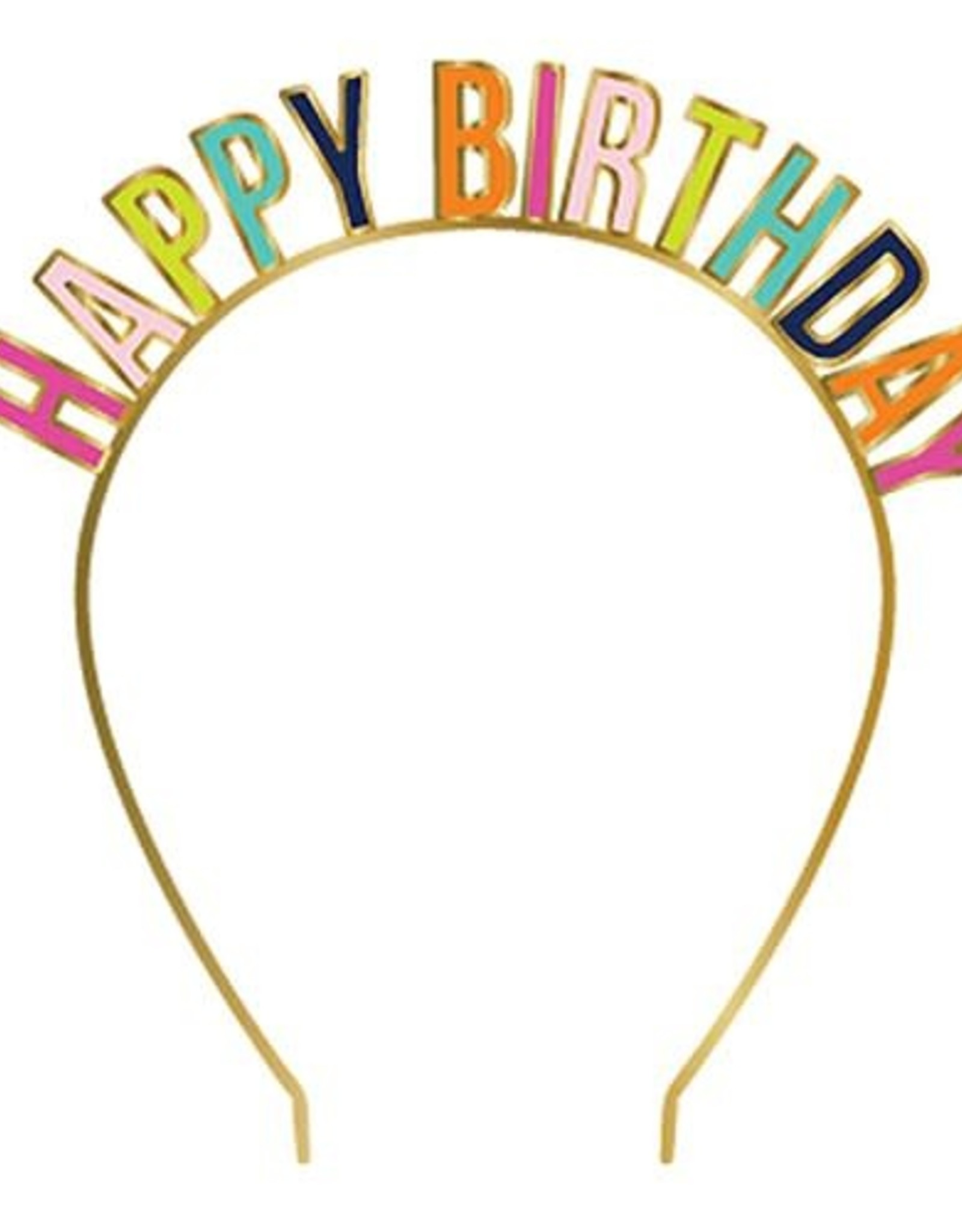 Creative Brands Headband - Happy Birthday
