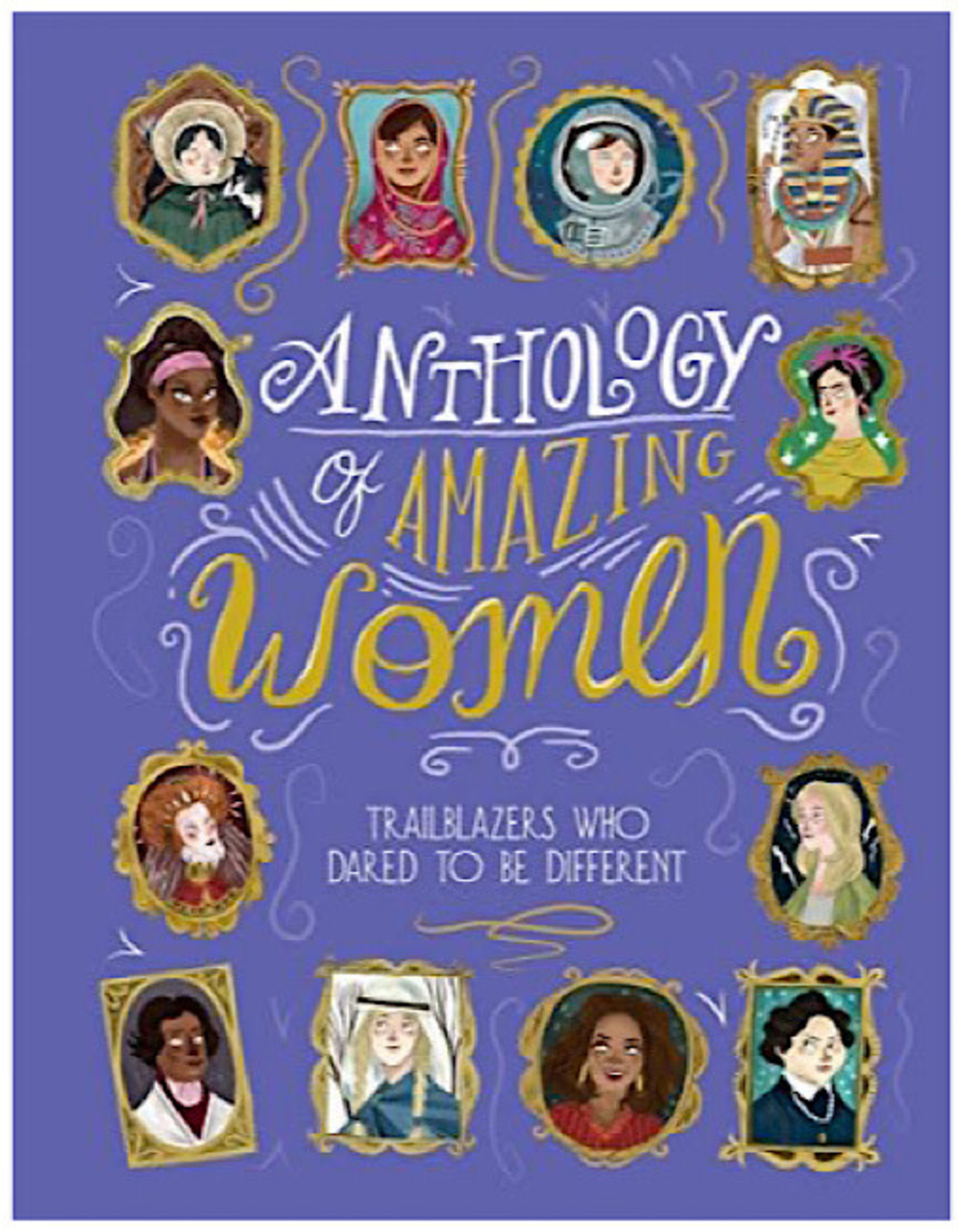 Book - Anthology of Amazing Women