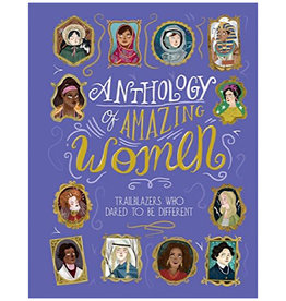 Simon & Schuster Book - Anthology of Amazing Women
