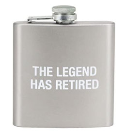 Flask - The Legend Has Retired