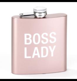 Flask - Boss Lady