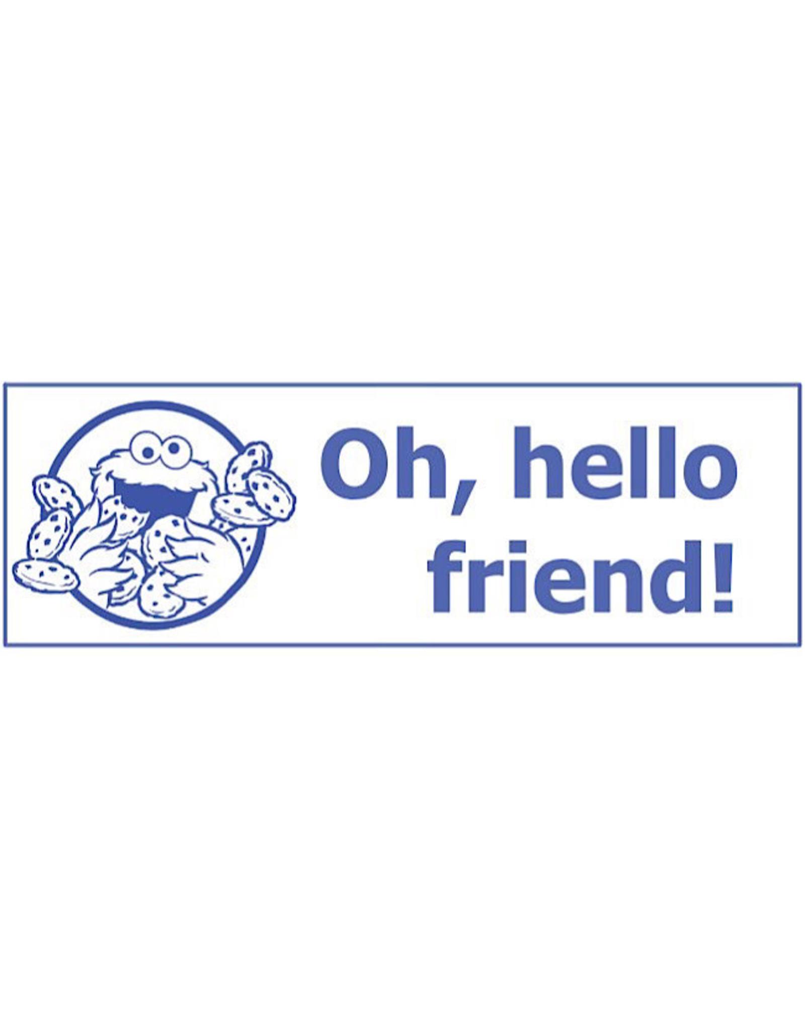 Stamp - Oh Hello Friend