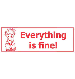 Stamp - Everything Is Fine