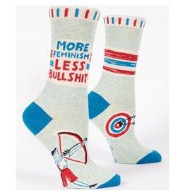 Socks (Womens) - More Feminism, Less Bullshit