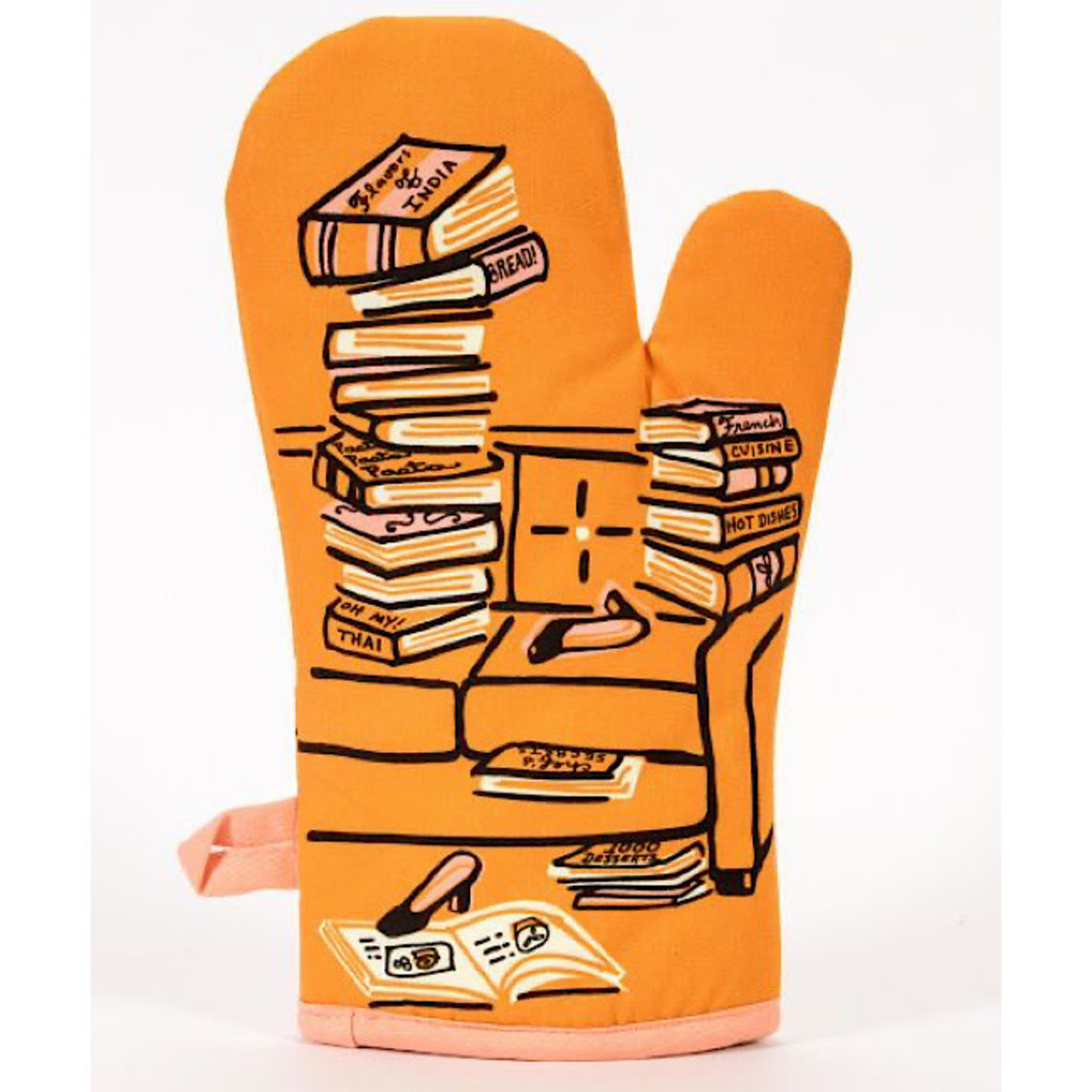 Oven Mitt - Horny For Food