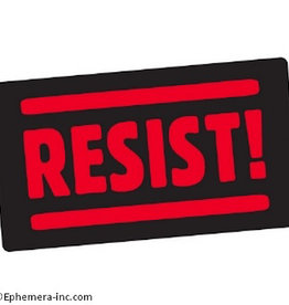 Sticker - Resist