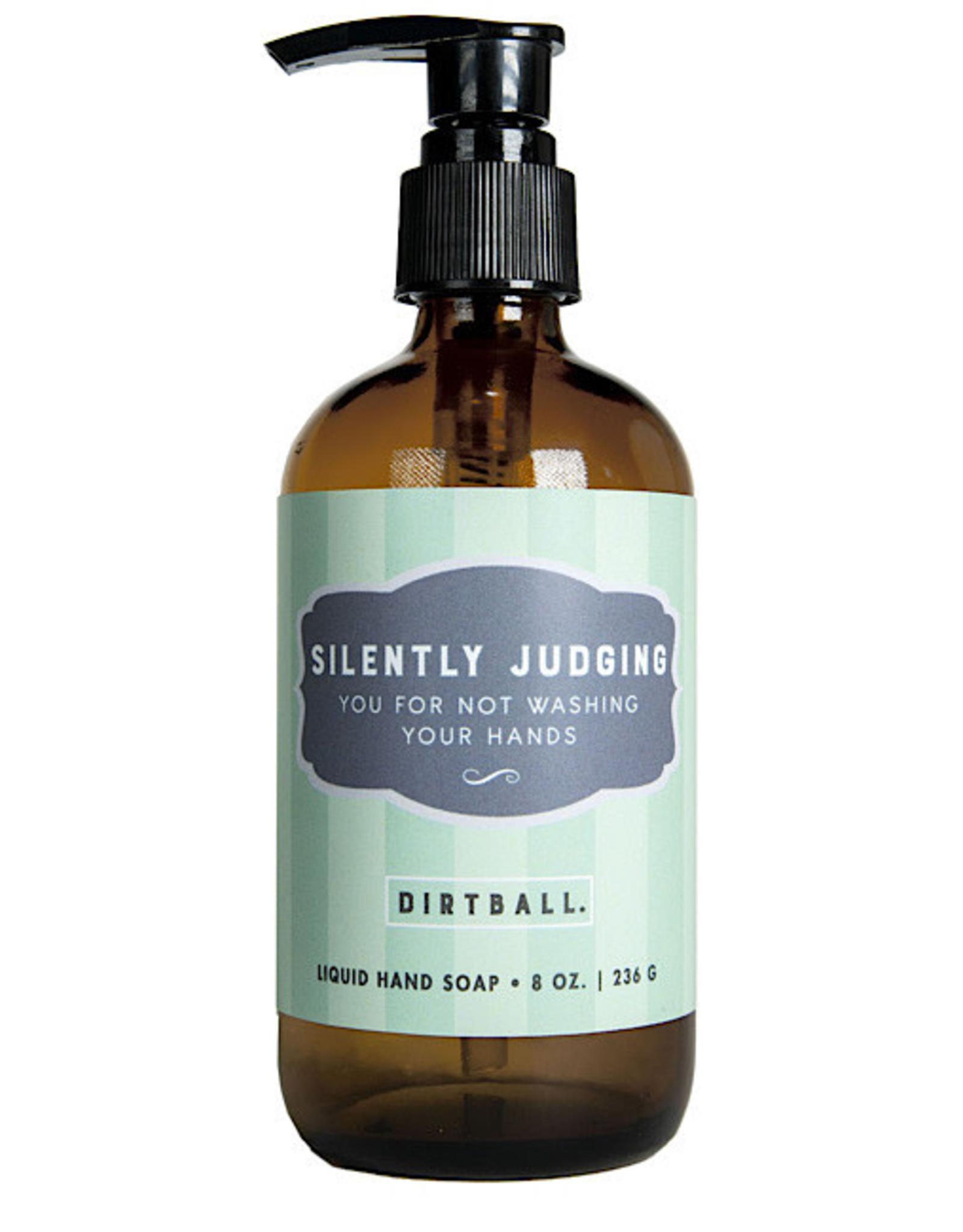 Soap (Liquid) - Silently Judging