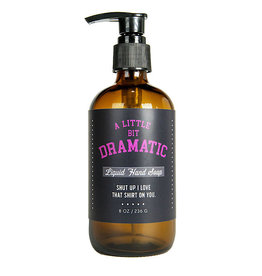 Soap (Liquid) - A Little Bit Dramatic