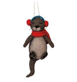 Ornament - Otter