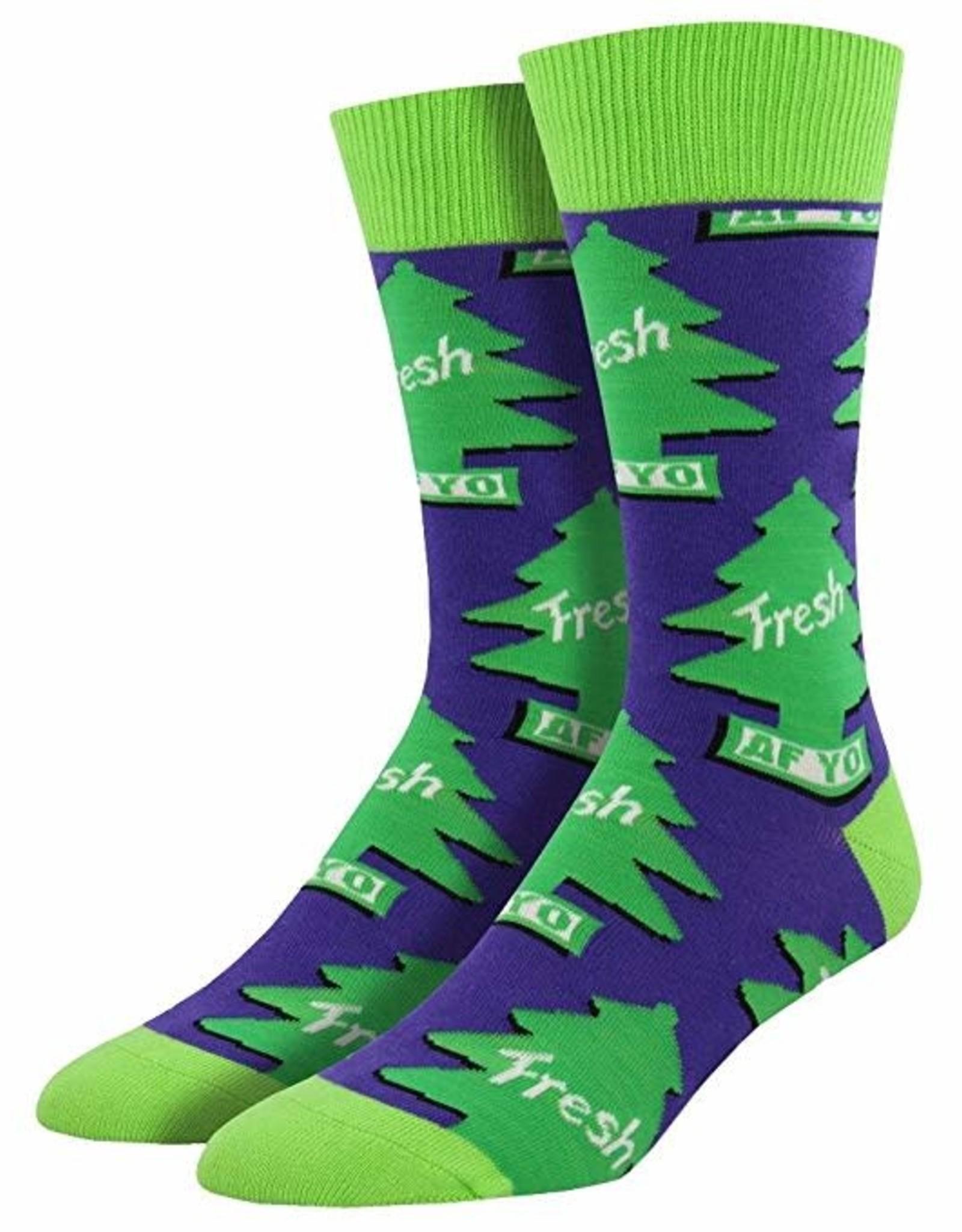 Socks (Mens)  - Freshen Up
