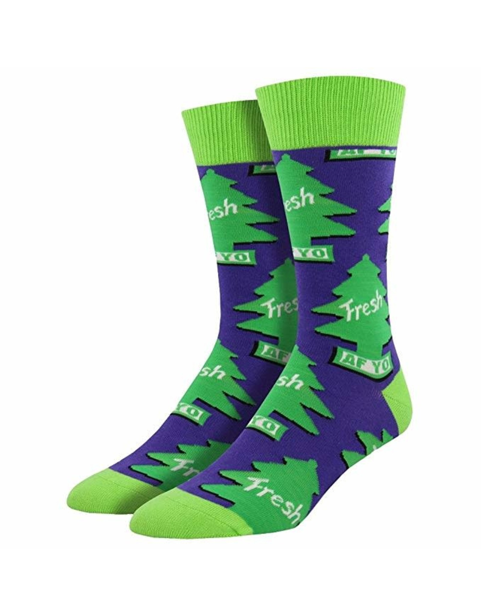 Socks (Mens)  - Freshen Up