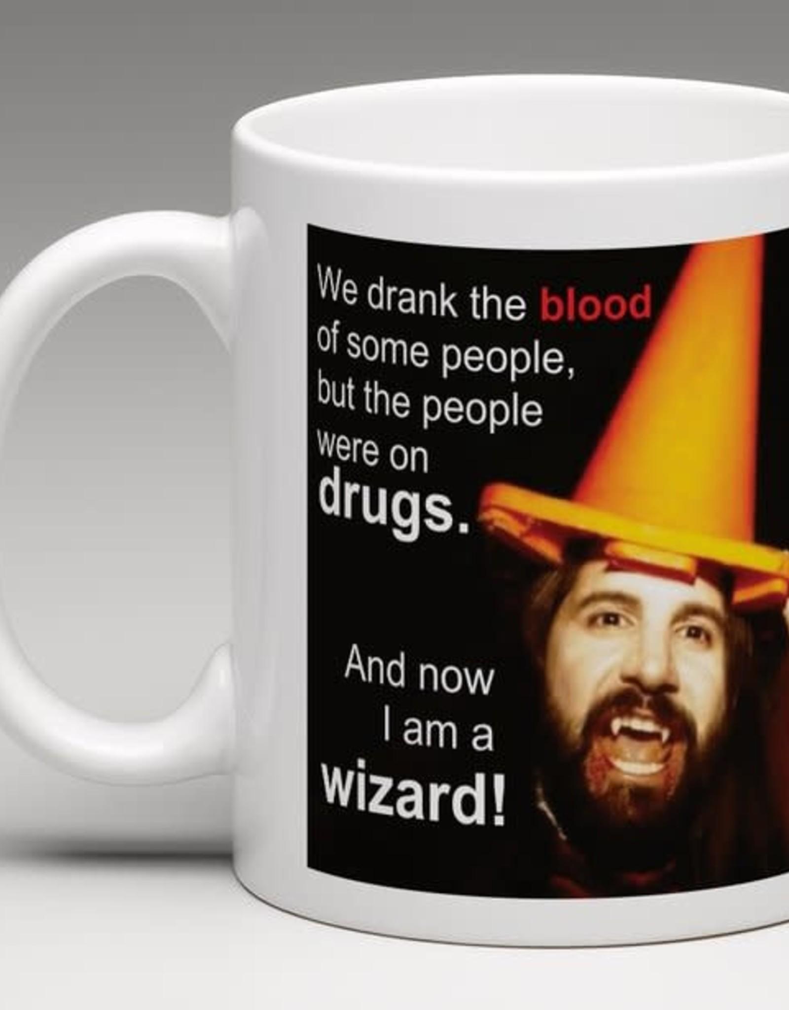 Mug - I Am A Wizard
