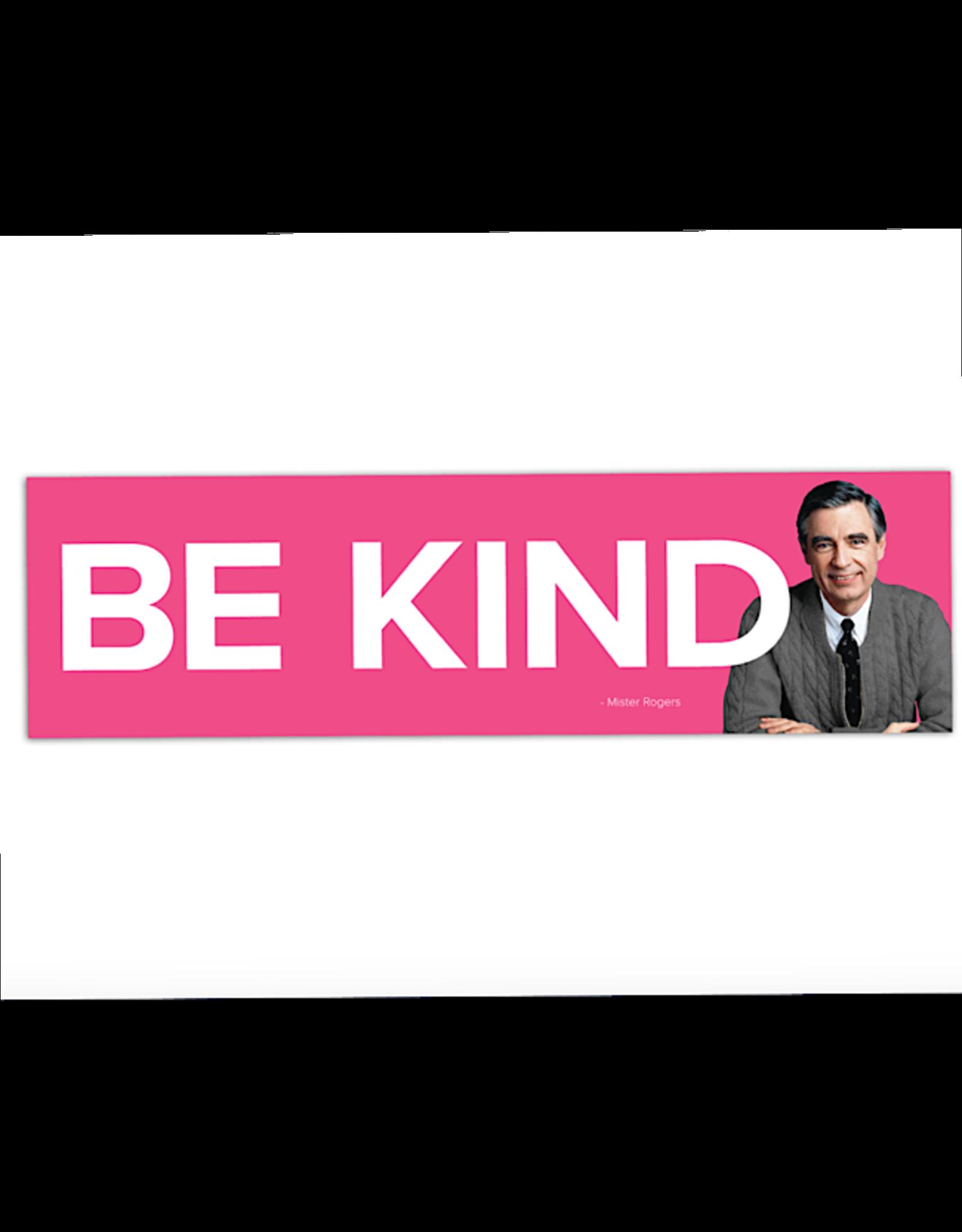 Sticker - Be Kind - Mister Rogers