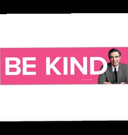 Papersalt Sticker - Be Kind - Mister Rogers