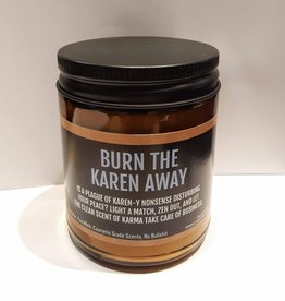 Candle - Burn The Karen Away