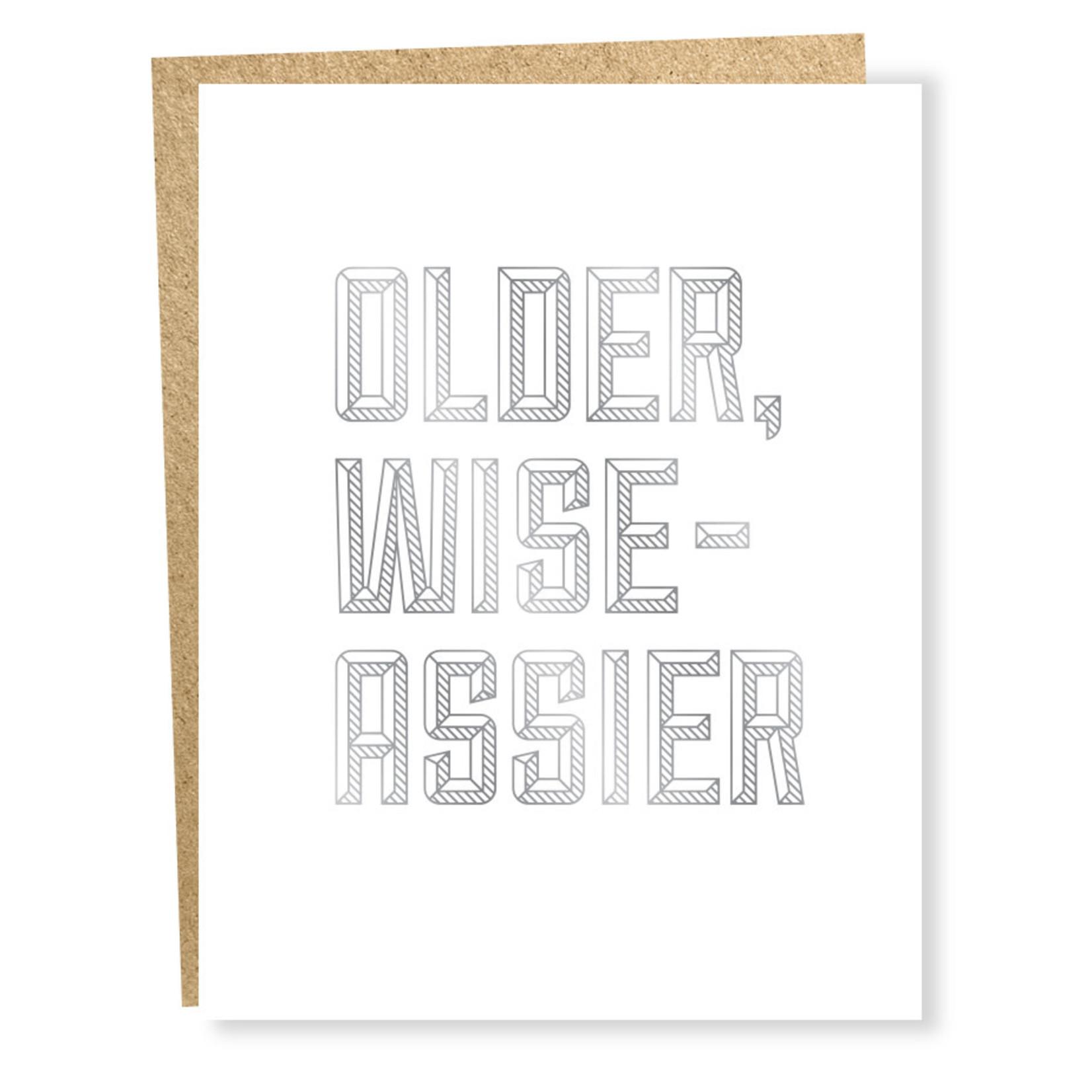 Card - Older, Wise-Assier