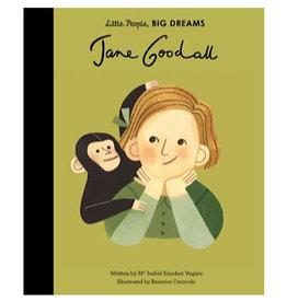 Book - Jane Goodall (Little People, Big Dreams)