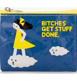 Purse (Coin) - Bitches Get Stuff Done