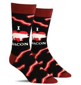 Socks (Mens)  - I Love Bacon