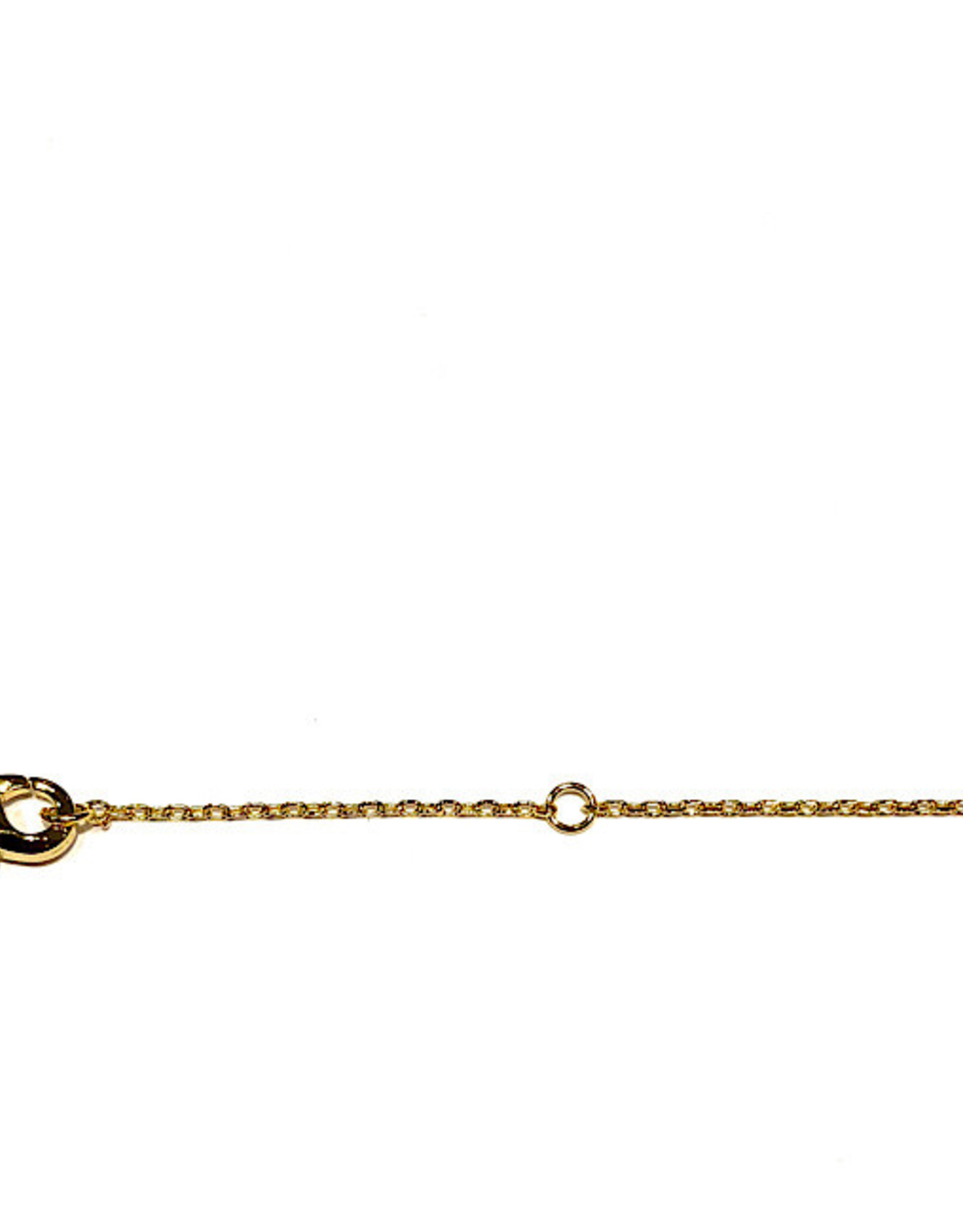 Necklace - Feminist (Gold)