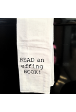 Dish Towel - Read An Effing Book