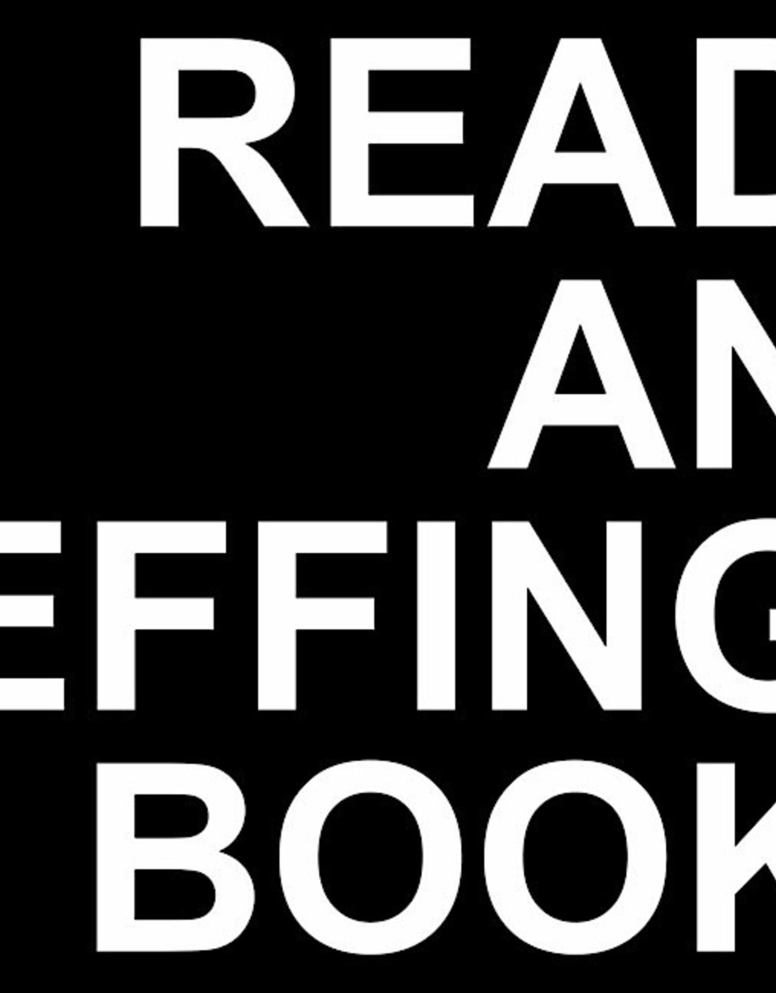 Sticker - Read An Effing Book