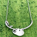 Necklace - Sloth