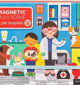 Magnetic Play Scene - Pet Hospital