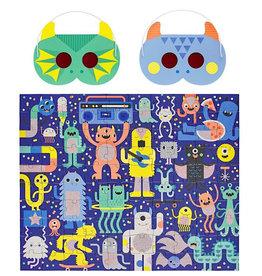 Puzzle (Decoder) Monster Jam