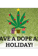 Card (Holiday) (10 Pack) - Have A Dope Ass Holiday