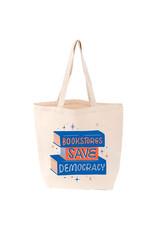 Bag (Tote) - Bookstores Save Democracy