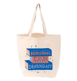 Bag (Tote) - Bookstores Save Democracy
